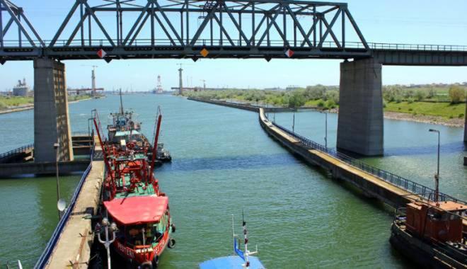Foto: 90% din profitul Administraţiei Canalelor Navigabile va fi repartizat acţionarilor