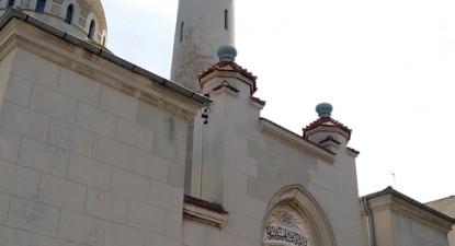 """Foto: Moscheea Regală """"Carol I"""" aşteaptă oaspeţi la aniversarea centenarului"""