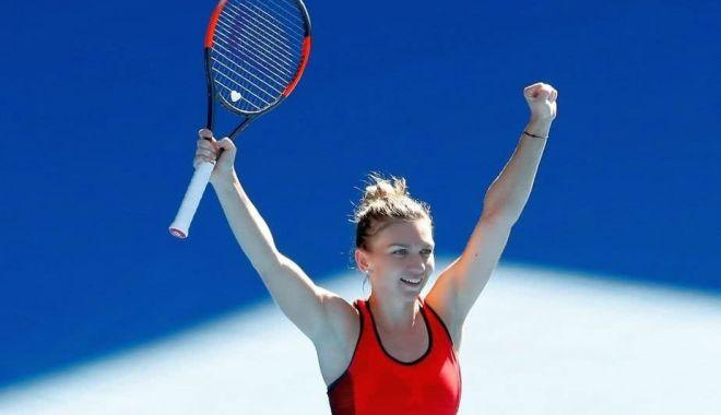 Foto: Simona Halep a anunțat care va fi următorul turneu la care va participa în 2019