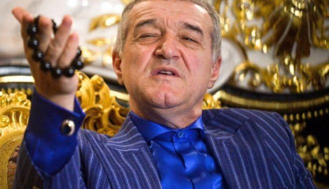"""Foto: Transfer SURPRIZĂ la FCSB. Gigi Becali a luat un jucător din Liga 1: """"Am dat 700.000 de euro pe el!"""""""