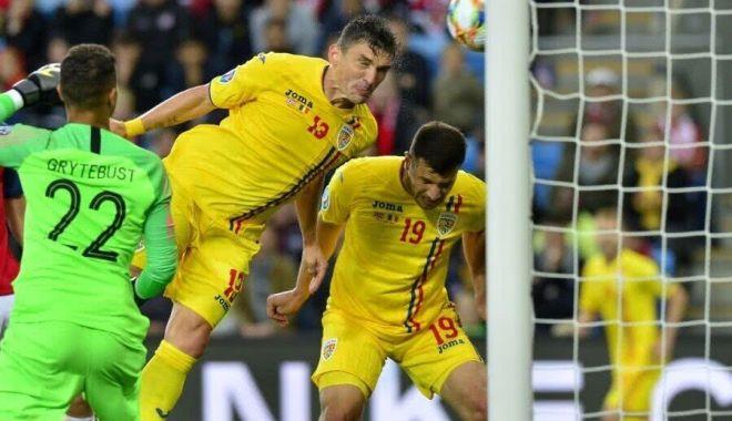 Foto: NORVEGIA - ROMÂNIA. Anton, Grozav și Toșca, cei mai slabi de pe teren!