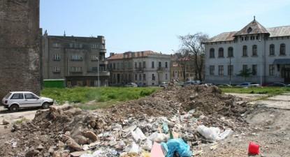 Foto: Peninsula, centrul istoric al oraşului-port, rămâne copilul orfan al Constanţei