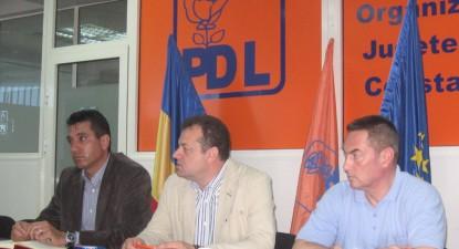 Foto: Soarta alegerilor interne din PDL ar putea fi decisă astăzi