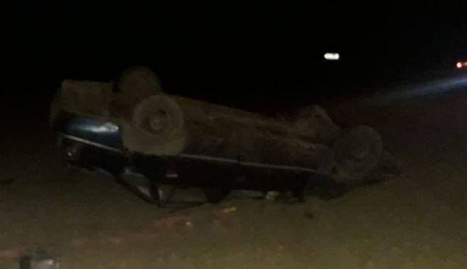 GALERIE FOTO / ACCIDENT TERIBIL în județul Constanța! Au fost răniți TREI COPII! - 9fe2f29c513c45bc8ffabe0f18947570-1571254607.jpg
