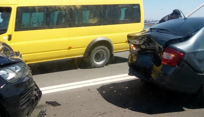 ACCIDENT RUTIER PE PODUL NOU DE LA AGIGEA! Traficul este blocat / UPDATE - a2-1495196272.jpg