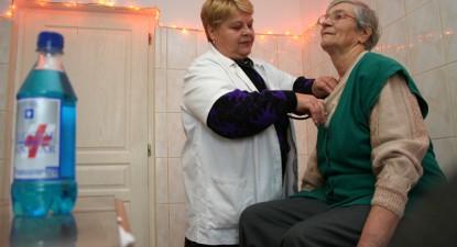 Foto: Medicii constănţeni, obligaţi să muncească în centre inexistente!