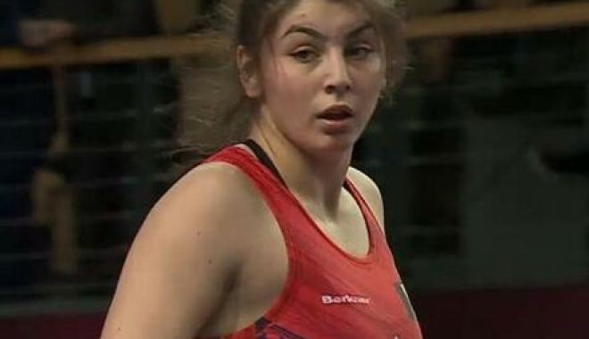 Foto: LUPTE / Alexandra Anghel, bronz la Europenele Under-23 din Ungaria