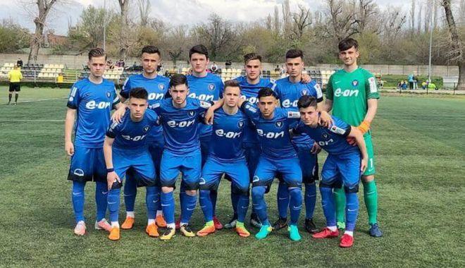 Foto: Academia Hagi  a făcut scor  cu NK Maribor, la Future Talents Cup