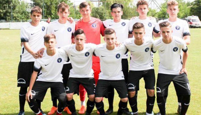 Foto: Academia Hagi, în grupă cu Leipzig şi Flamengo, la Next Generation Trophy 2018