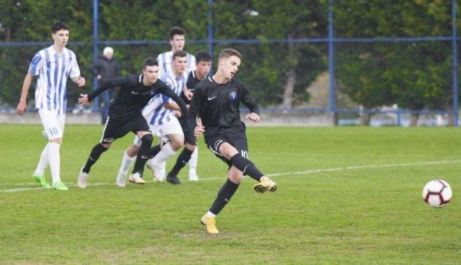 Foto: Academia Hagi şi-a aflat adversarele din semifinalele Cupei României U17 şi U19