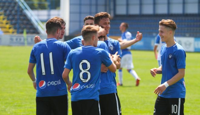 Foto: Echipele de tineret ale FC Viitorul au strălucit în Cupa României