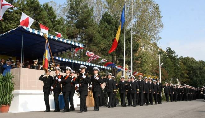Foto: Şcoala de Maiştri Militari, la început de an şcolar