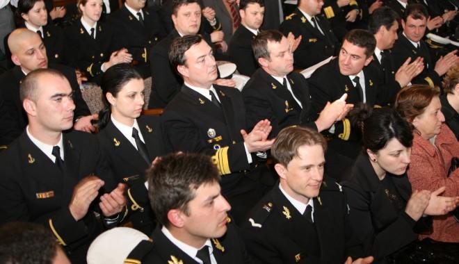 """Foto: Iată ce inaugurează Academia Navală """"Mircea cel Bătrân"""""""