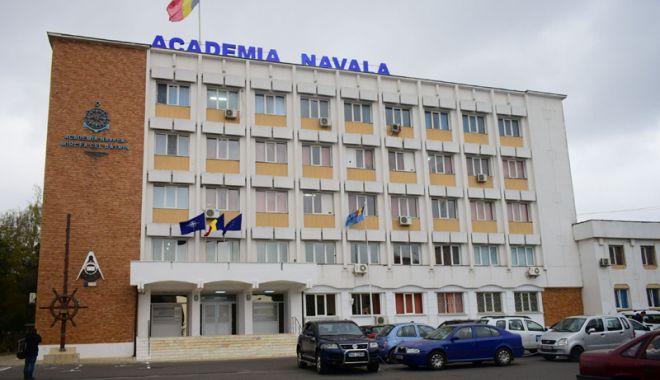 Foto: Academia Navală preia preşedinţia Forumului educaţional naval  al Uniunii Europene şi NATO