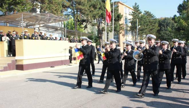 """Foto: Academia Navală şi Universitatea """"Ovidius"""" deschid festivităţile"""