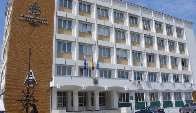 """Foto: Moment important la Academia Navală """"Mircea cel Bătrân"""""""