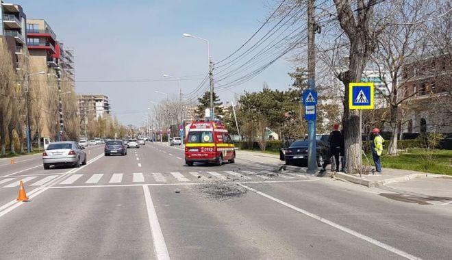 UPDATE - Accident rutier cu patru victime, în stațiunea Mamaia - acc-1554197628.jpg