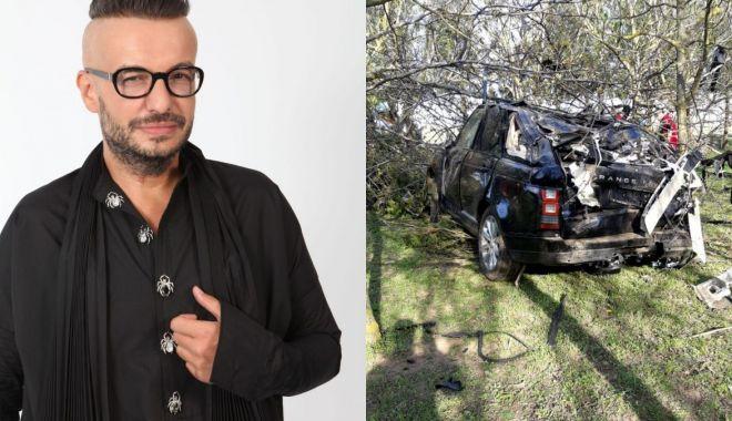 Foto: Noi detalii despre moartea lui Răzvan Ciobanu. Primele analize arată că designerul ar fi consumat droguri