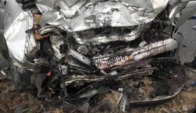 Foto: CARNAGIU LA CONSTANŢA / Cine sunt victimele accidentului mortal