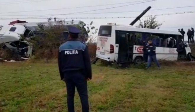 Ancheta în cazul accidentului din Ialomița se complică. Ce arată tahograma mașinii - acc2-1570552293.jpg