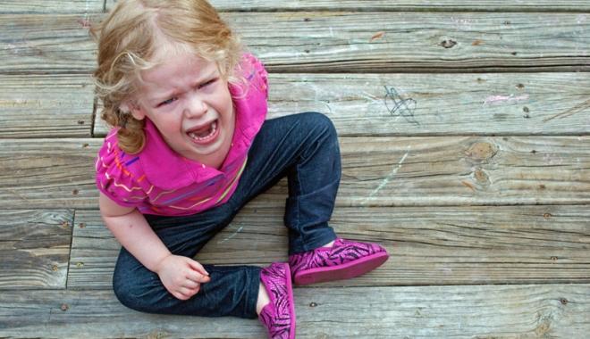 Foto: Criza de furie, un strigăt  de ajutor al copiilor speciali