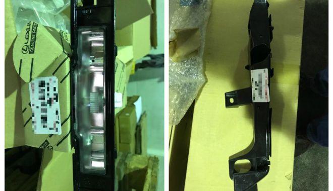 Accesorii auto contrafăcute, confiscate în Portul Constanţa Sud Agigea - accesoriiautocontrafacute1-1541694423.jpg