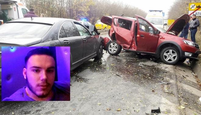 Foto: Tragediile rutiere din Lazu şi de pe strada Mircea puteau fi evitate? Poliţia să anunţe vitezele Mercedesului şi Audi-ului Q5!