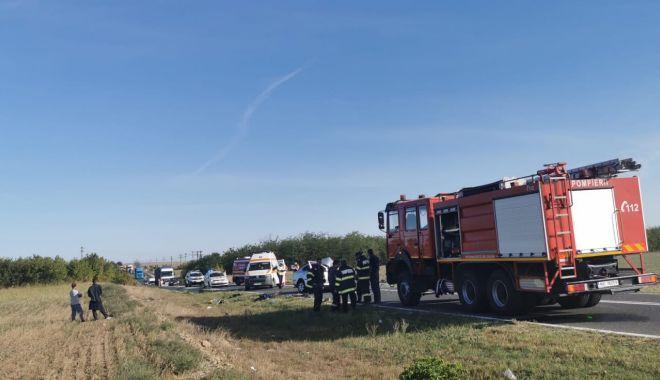 VIDEO / ACCIDENT MORTAL cu trei victime în județul Constanța - accident-1600611181.jpg