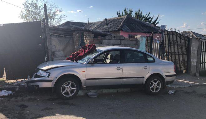 Starea victimelor din accidentul de la Medgidia: o femeie A MURIT, doi copii sunt RĂNIȚI - accident1-1562947009.jpg