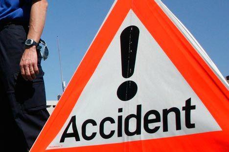Foto: ACCIDENT LA CONSTANŢA. O femeie a fost lovită chiar pe trecerea de pietoni