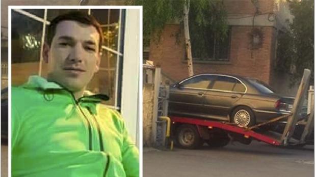 Foto: Tragedie rutieră! BĂRBAT LOVIT DE MAŞINĂ ŞI LĂSAT PE MARGINEA DRUMULUI, ÎNTR-O BALTĂ DE SÂNGE. Şoferul fugar nu are permis!
