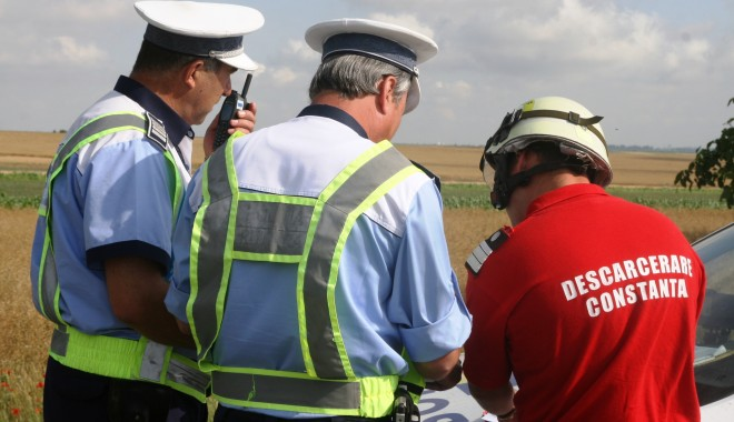 O şoferiţă a lovit un pieton pe strada Tudor Vladimirescu - accident22-1337264989.jpg