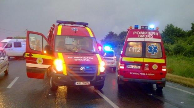 GRAV ACCIDENT RUTIER LA CONSTANŢA / TÂNĂRUL ÎNCARCERAT, MORT LA SPITAL. Şoferul maşinii, BEAT!
