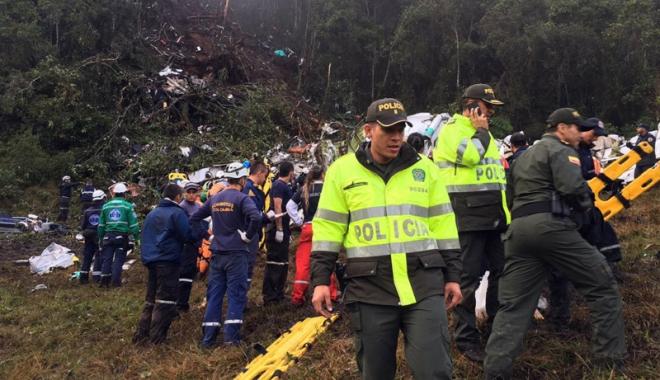 Descoperire ireală despre avionul prăbușit în Columbia. Noi detalii ies la iveală - accidentcolumbia-1484226964.jpg
