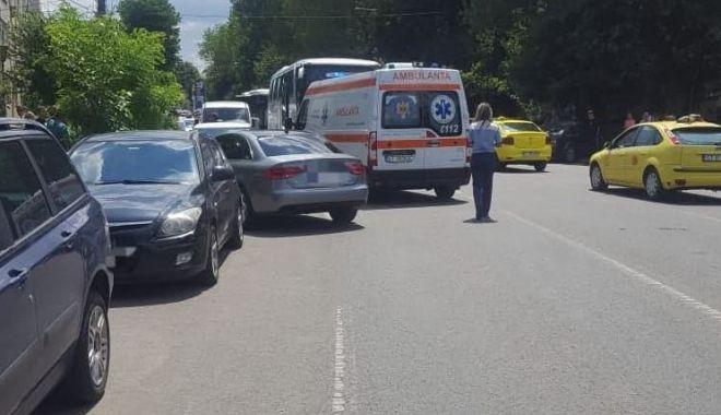 """Foto: Accident mortal în cartierul """"Abator"""". Nimeni nu a mai putut-o salva"""
