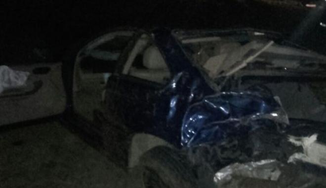 Accident grav! Un tânăr de 16 ani, aflat la volan, a murit. Alte două persoane au ajuns la spital - accidentdn22d576x1024-1510733403.jpg