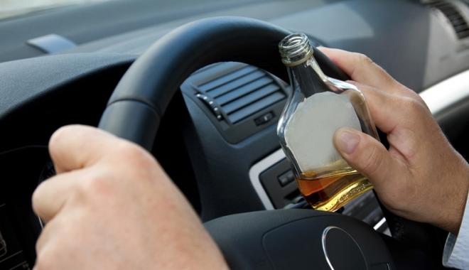 Foto: Accidente rutiere  în Constanţa,  provocate de şoferi  sub aburii alcoolului