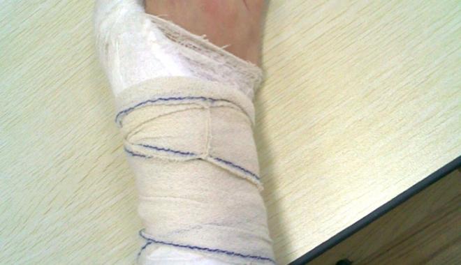 Foto: Două accidente de muncă, la Constanţa. Anchete în desfăşurare