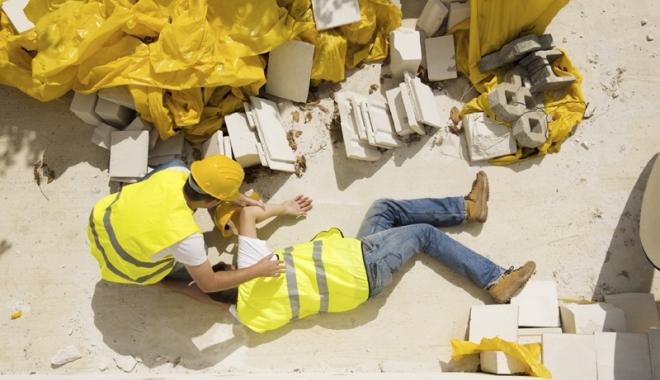 Foto: Portul face tot mai multe victime la locul de muncă