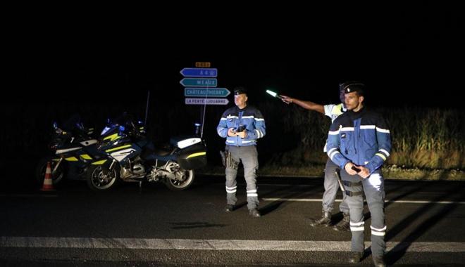 Foto: Accidentul din Franţa: Bărbatul care a intrat cu maşina şi a ucis o adolescentă în pizzerie luase multe medicamente