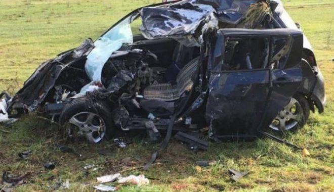 Foto: Tragedie în Italia. Un tânăr român a murit pe loc, în urma unui impact frontal cu un TIR