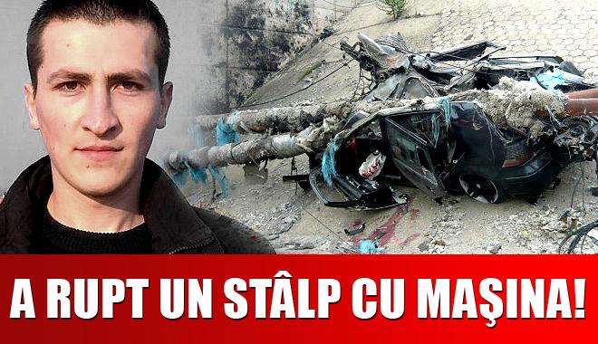 Tânăr mort într-un grav accident în zona podului de la Doraly. GALERIE FOTO - accidentmortaldoraly-1352892923.jpg