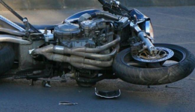 Foto: Motociclist român, mort în Germania. Trupul a zăcut în câmp ore întregi până a fost găsit