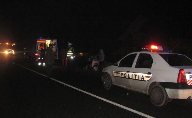 Foto: Accident de circulație cu nouă victime; a fost activat planul roșu de intervenție