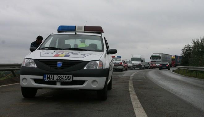 Foto: Prins la volan deşi nu avea permis de conducere