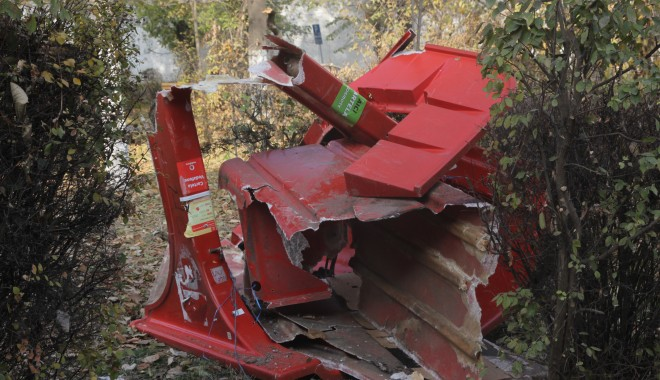 Iată ce dezastru a rămas în urma accidentului de azi-dimineață! (GALERIE FOTO) - accidentstrmircea21-1322384942.jpg
