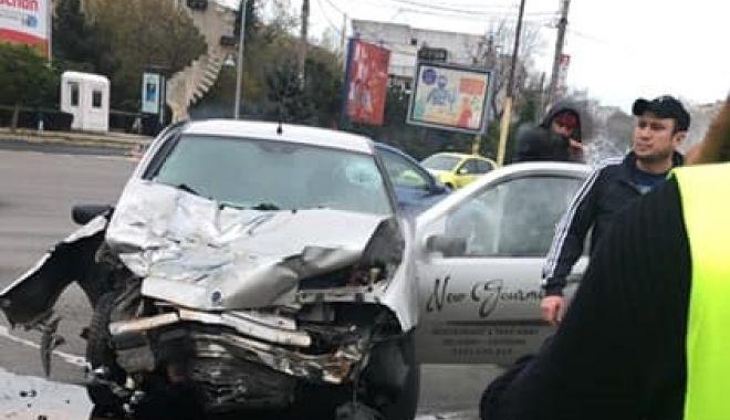 Foto: VIDEO. Accident rutier la DACIA. O victimă!