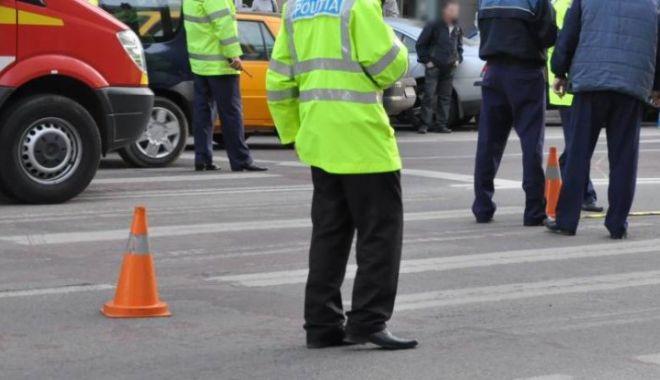 Foto: Şoferul fugar din Mamaia, arestat preventiv. Era şi beat şi drogat