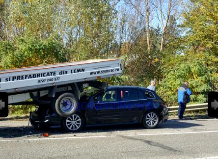Foto: IMAGINEA ZILEI / Accident rutier...neobişnuit
