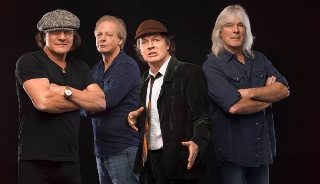 Foto: Concert tribute AC/DC, la Phoenix